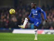 Kante could move to Barca with Coutinho going the other way. AFP