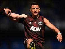 United pousse Sanchez à faire ses valises. afp