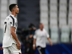 Des discussions entre Leonardo et Jorge Mendes pour Ronaldo ? AFP