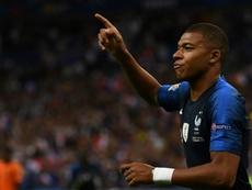 La Francia batte l'Olanda 2 a 1. AFP