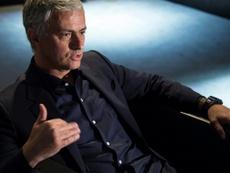 Mourinho se autodescartó para el Newcastle. AFP