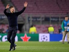 Madrid y United siguen interesados en él. AFP