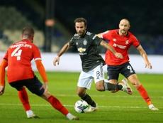 La Lazio s'intéresse à deux joueurs de United. AFP