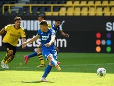 Kramaric, póker de goles, penalti ¡sin mirar! y dedicatoria a Firmino. AFP