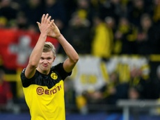 He has been great for Dortmund. AFP