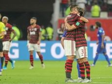 Flamengo se abona a las remontadas. AFP