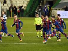 Les compos probables de la finale de Supercoupe d'Espagne entre le Barça et l'Athletic. afp