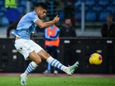 Le formazioni ufficiali di Sampdoria-Lazio. AFP