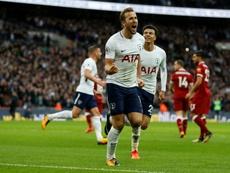 Les meilleurs buts de Tottenham contre Liverpool à domicile. AFP