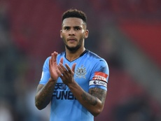 Lascelles called for unity at the club. AFP