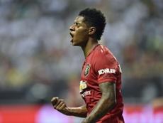 It's not a tombola! – Neville fumes at Pogba-Rashford penalty debate. AFP