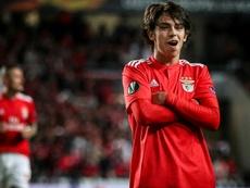 Joao Félix recordó el momento en el que conoció a Cristiano. AFP