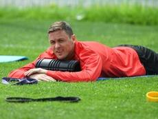 Matic confiant pour la fin de saison. AFP