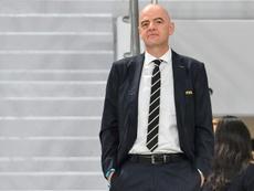 La FIFA donne ses directives sur le mercato et les contrats. AFP