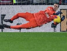 VIDEO: Wojciech Szczęsny's best moments. AFP