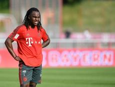 Renato Sanches tiene la oportunidad de volver a brillar. AFP