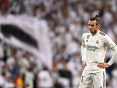 La contrarreloj de Bale: ocho días y bajando. AFP