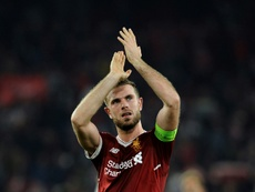 Henderson has been on the bench. AFP