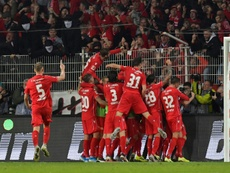 El Union Berlin ha ganado al Köln por 2-0. AFP/Archivo