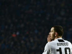 Bonucci ha mejorado mucho en los últimos días. AFP