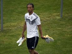 Bayern still have their sights set on Sane. AFP