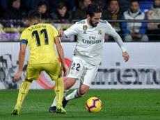 Isco pode mudar os planos do Real Madrid. AFP