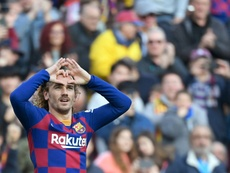 City, United and PSG are interested in Griezmann. AFP