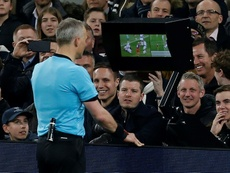 Questions surrounding VAR use for UCL final in Lisbon. AFP