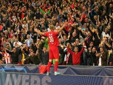 El noruego estaría en la agenda del Bayern. AFP