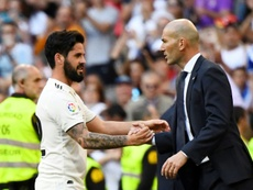 After wowing fans, Isco now faces biggest challenge yet. AFP