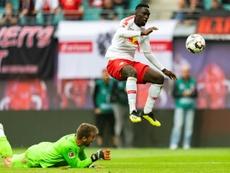 Augustin intéresse Everton. AFP