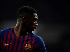 Barcelona to offer Dembele to PSG in latest Neymar bid. AFP