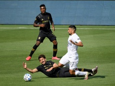 Los Angeles FC irá a por Marco Farfán. AFP
