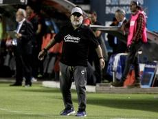 Subastan las camisetas de Maradona y Pelé. AFP
