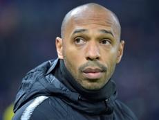 Henry se quedó a una firma de sustituir a Valverde. AFP