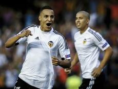 Rodrigo pourrait rejoindre Madrid. AFP
