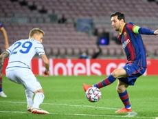 Un autre club anglais dans la course à Messi ? AFP