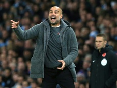 Hans Peter Briegel criticised Guardiola. AFP