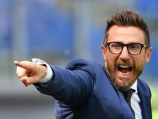 El italiano cree que el Madrid sigue siendo peligroso sin Cristiano. AFP