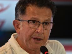 Osorio habló de las quejas de Deportivo Cali. AFP