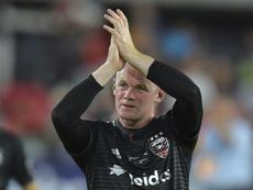 Rooney no tuvo su noche. AFP