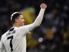 Cristiano Ronaldo tem mais gols que o Atlético pela Champions. AFP