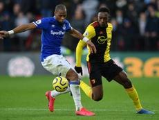 Everton dit au revoir à Sidibé. AFP