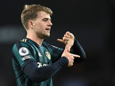 Leeds l'emporte sur Aston Villa. AFP