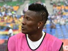 Retiran la capitanía de Ghana a Asamoah Gyan y deja la Selección. AFP
