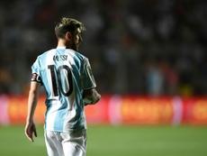 Leo Messi ocupa el segundo lugar de la tabla. AFP