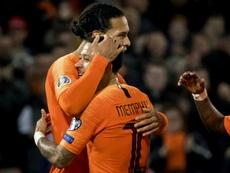 Netherlands v Germany, Euro 2020 qualifier: BESOCCER