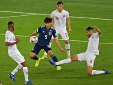El Salzburgo confirmó el interés del Liverpool en Minamino. AFP