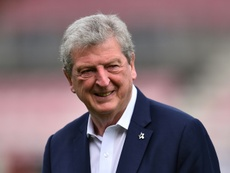 Hodgson praised Chelsea's clinical finishing. AFP