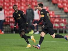 Rivaldo opinó sobre la situación de Messi. AFP
